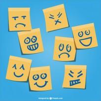 emotion post it